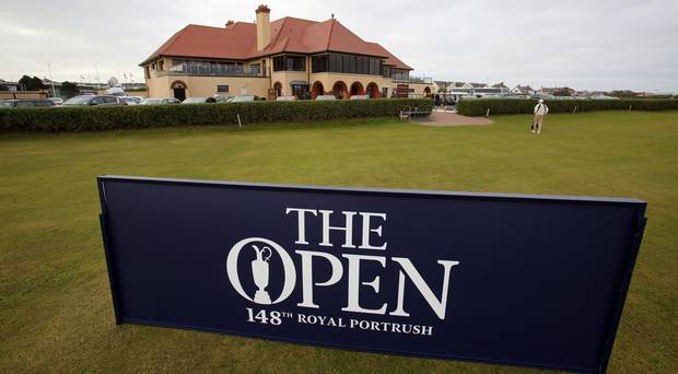 Open Golf at Portrush